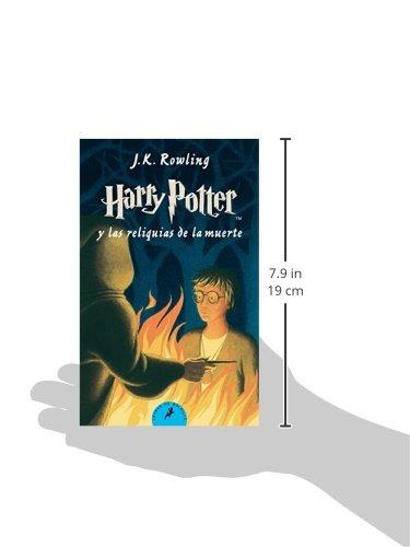 41s9hDKerYL - Harry Potter y las Reliquias de la Muerte: 106 (Letras de Bolsillo)