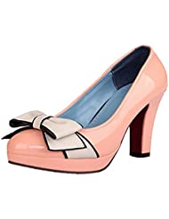 nonbrand Mujer Slim talón sintético zapatos