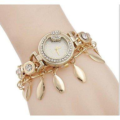 donna-oro-foglie-farfalla-orologio-da-polso-gold-for-lady