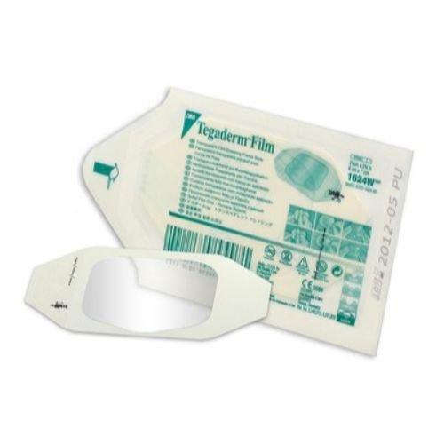 Tegaderm Verbandmittel von 3M - 6x 7cm, Packung: 100Stück -