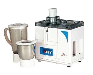 Bajaj JX 5 450-Watt Juicer Mixer Grinder