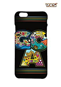 VDESI Designer Matte Back Cover For Apple iPhone 6- 215400731