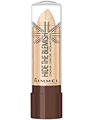 Rimmel Hide The Blemish Stick Correcteur Imperfections Anticernes Ivoire 4,5 g