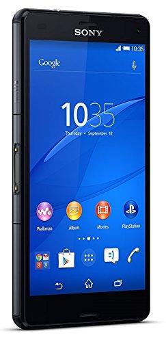 Vodafone Sony Xperia Z3Compact 16GB 4G Schwarz–Smartphones (Sim, Android, NanoSIM, Edge, GPRS, GSM, HSPA +, UMTS, LTE)