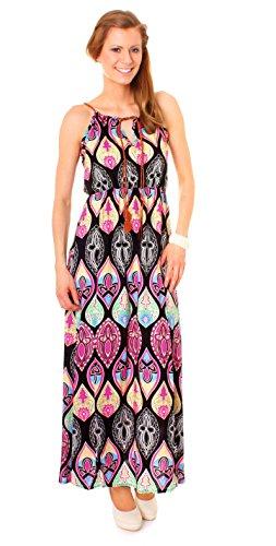 Fragola Moda -  Vestito  - con orlo a palloncino - Donna Modell 3