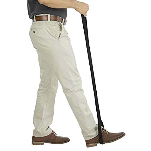 LJXiioo Beinhebergurt, starre Fußschlaufe oder Handgriff für Erwachsene, ältere Menschen, Handicap, Behinderung und Pädiatrie (2 Stück)