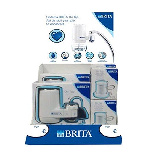 Brita auf Wasserhahn Wasser Filter–Brita Iberia Universität 1004263 (Brita-wasserhahn Wasser-filter)