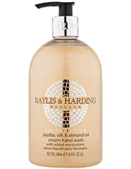 Baylis & Harding PLC Savon Jojoba, Silk & Almond Oil 500 ml