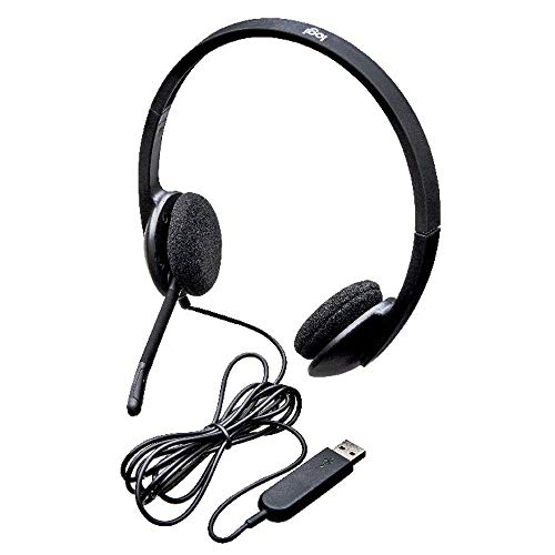 Logitech H340 Auriculares con Cable