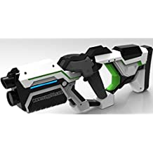 MAG P90 VR Gun Controller para HTC Vive Steam VR Virtuix Omni Treadmill Personalizada Verde Blanco Edición Limitada Realidad Virtual (marca registrada Proteger)