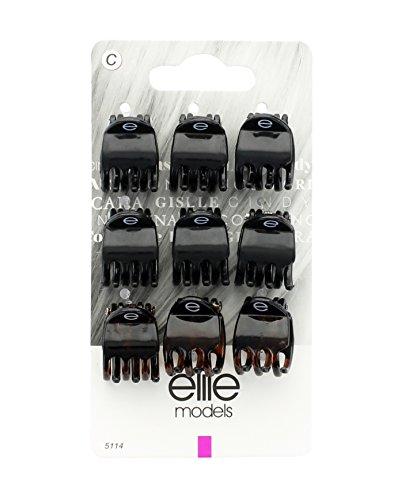 Elite Models Mini Pince à Cheveux - Coloris aléatoire
