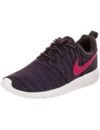 Nike Roshe Run (GS) Scarpe da Corsa, Bambina