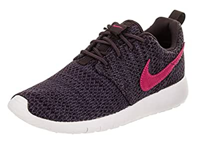 Nike Roshe Run, Girls' Running Shoes Black: Amazon.co.uk