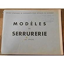 Modèles de Serrurerie
