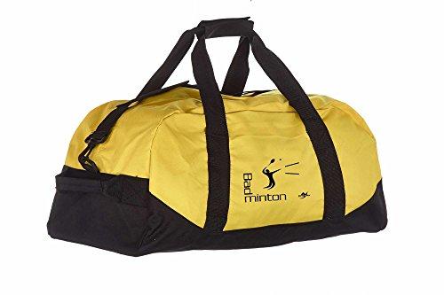 Kindertasche NT5688 gelb/schwarz Badminton
