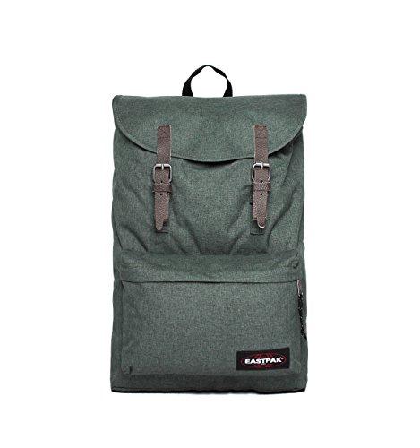 Eastpak Authentic Mochila Tipo Casual, 45 cm, 21 Litros, Verde / Crafty Khaki