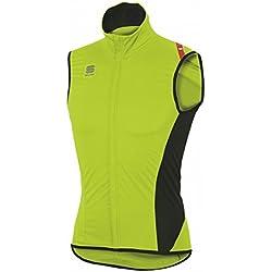 Chaleco Sportful Fiandre Light NoRain Neon 2016