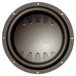 JVC CS-GW1000 25cm 10 inch 200 Watts Max Dual Voice Coil Sub Woofer