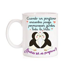 MardeTé Taza Pingüino. Cuando un