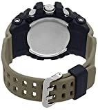 Casio G-Shock Analog-Digital Black Dial Men's Watch - GG-1000-1A5DR (G661)
