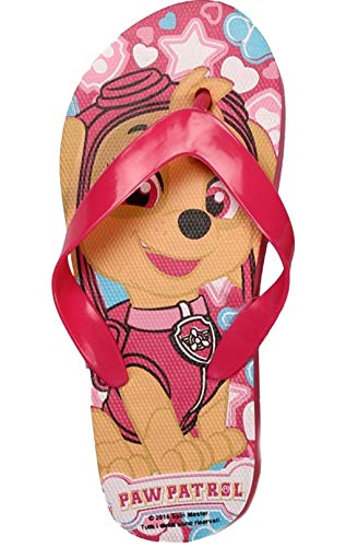 Paw Patrol Flip Flops Girls pink 24-26