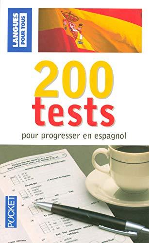 200 tests Espagnol par Jean CHAPRON
