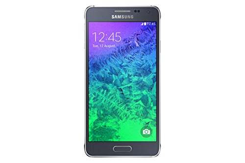 Samsung Galaxy Alpha (11,90 cm (4,7 pollici), display Super AMOLED, Processore Octa Core, fotocamera da 12 Megapixel, Android 4.4)