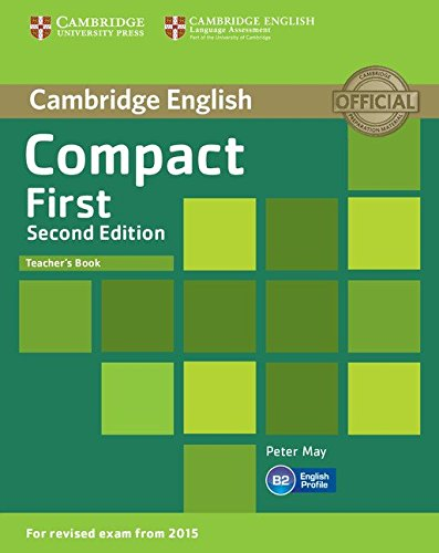 Compact First. Teacher's Book