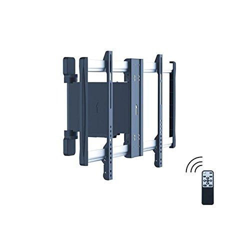 KIMEX 019-0002 Soporte TV motorizado y orientable con mando a distancia para...