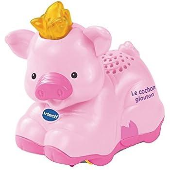 VTech - 215305 - Tire-Bouchon Le Cochon Glouton