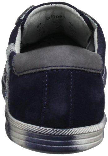 Bugatti D91093, Chaussures Basses Pour Hommes Bleu (blau (dunkelblau 425))