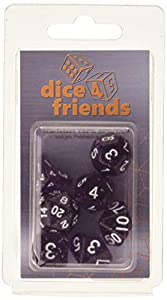 Dice4friends DIC86014 - Cubos para bebé, Color Morado