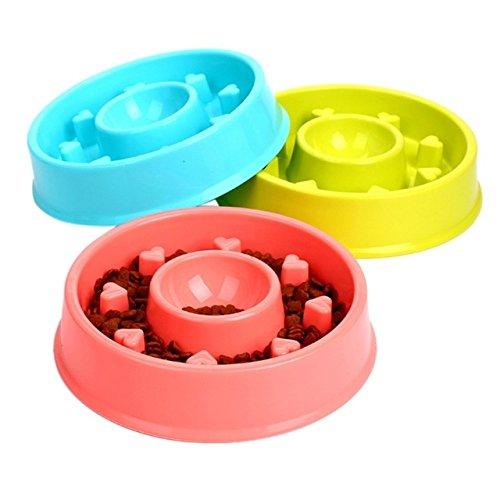 Takestop® cuenco Corazones plástico diámetro 18