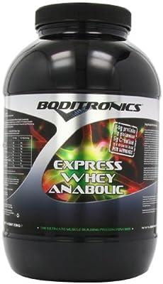 Boditronics Express Whey Anabolic Chocolate Powder 2kg by Boditronics