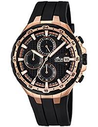 Lotus 18186/1 - Reloj de pulsera con cronógrafo para hombre (mecanismo de cuarzo