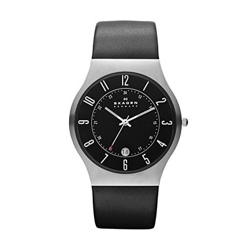41s9zWRXirL. SS510  - Skagen 233XXLSLB Classic Mens watch