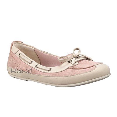Timberland Boothbay Ballerinas, Mokassins , rosa/beige EU 37,5