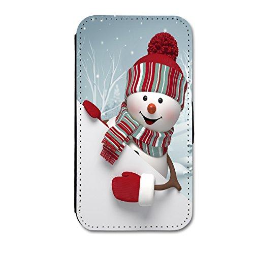 Book Style Flip Handy Tasche Case Schutz Hülle Schale Motiv Foto Etui für Apple iPhone 6 - 4,7 Zoll - X14 Design2 Design 5