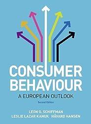 Consumer Behaviour: A European Outlook by Leon G. Schiffman (2011-10-07)