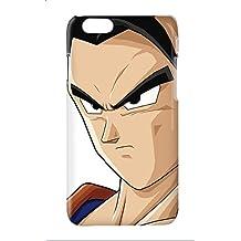 Funda carcasa Dragon Ball para Iphone 4 4S 5 5S 6 6S 6plus 7 7plus plástico rígido