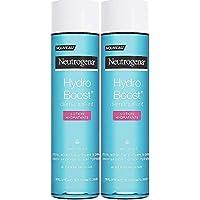 Neutrogena Hydro Boost Loción hidratante desmaquillante sin alcohol – Juego ...