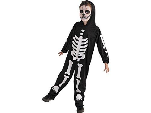 Disfraz Infantil - Esqueleto Brilla en la Oscuridad 5-7 años