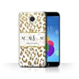 eSwish Personalised Case Cover for Meizu M3 Note, Printed