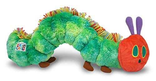 KIDS PREFERRED Joy Toy 962080 - Kleine Raupe Nimmersatt Raupe Nimmersatt Plüsch 42 cm (Raupe Nimmersatt Stoff Der)