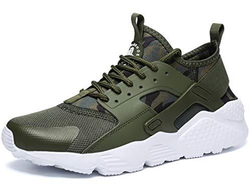SINOES Schuhe Herren Laufschuhe Gym Freizeitschuhe Sportschuhe Sneaker Atmungsaktive Turnschuhe Wanderschuhe Ultra-Light Mesh Running Wanderschuhe Outdoorschuhe