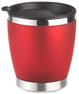 Emsa CITY CUP - Tasse isotherme- avec couvercle 180 ml