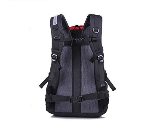40L Wandern Wandern Tasche / Angriff taktischen Tasche / Militär Tasche / Militär Rucksack / Rucksack Uniform / Camouflage Rucksack Yellow