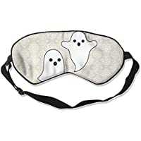 Cute Ghosts 99% Eyeshade Blinders Sleeping Eye Patch Eye Mask Blindfold For Travel Insomnia Meditation preisvergleich bei billige-tabletten.eu