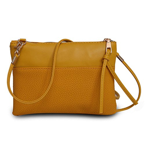 Clearance JYC Handbag Shoulder Bag Large Tote Ladies Purse Soft Leather d038d0d6ea6c1