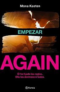 Serie Again: Empezar par Mona Kasten